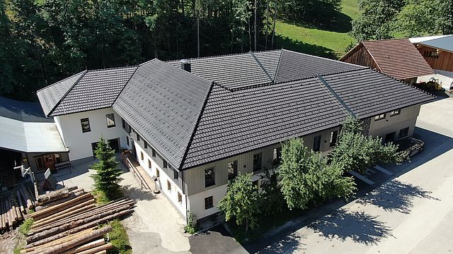 Hollnbuchner GmbH Zimmerei, Spenglerei, Dachdeckerei Steyr