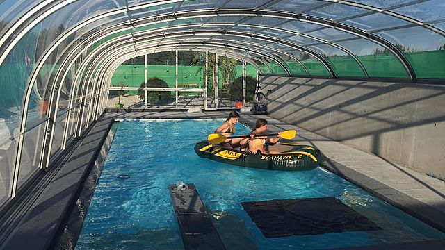 Karl Schneeberger Schwimmbadbau Sauna Whirlpool Infrarotkabine