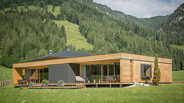 Josef Foidl GmbH & Co KG Zimmerei Holzbau Fieberbrunn bei Kitzbühel
