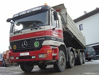 Transporte Zagler Straßenbau Winterdienst Kranarbeiten