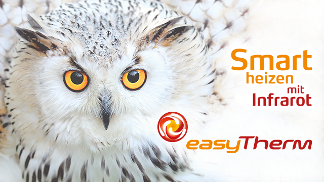 easyTherm GmbH Infrarotheizung Österreich