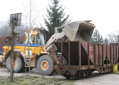Transporte Mayer GmbH & Co KG Erdbau Steyr