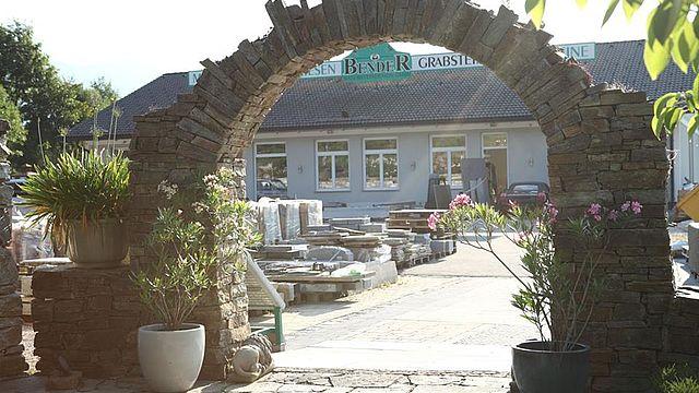 Bender Natursteindesign GmbH Steinmetz in Scharnstein bei Gmunden