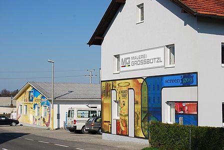 Malerei Großbötzl GmbH Maler Ried im Innkreis
