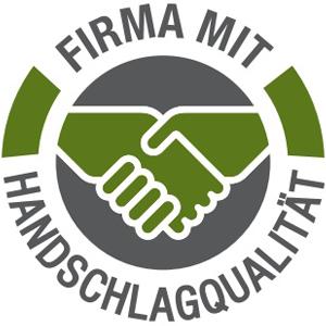 Firmen mit Handschlagqualität
