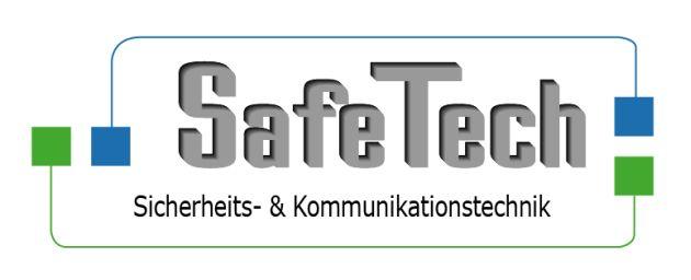 Safe Tech Logo Neu